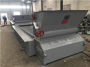 Coal Fired Chain Grate